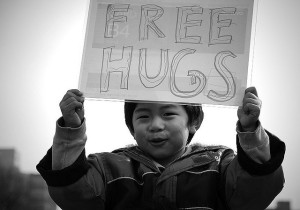 Rock Star Mums - Free Hugs